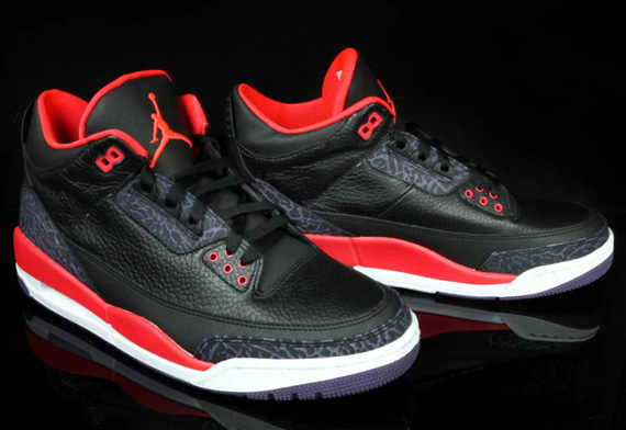 air jordan 3 crimson for sale