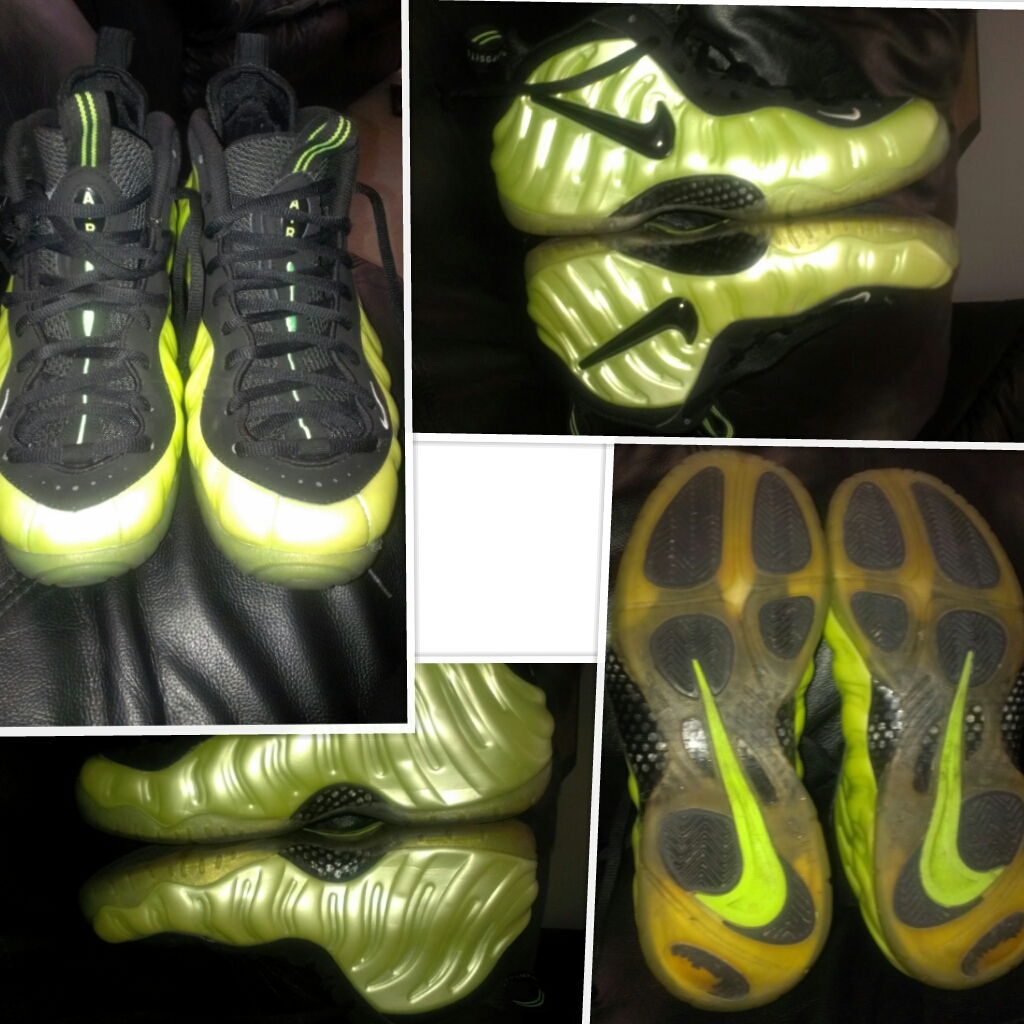 buy online 183a6 5683a Nike Foamposite Pro Lime Green. March 13, 2013 By stephen Leave a Comment ·  fs3