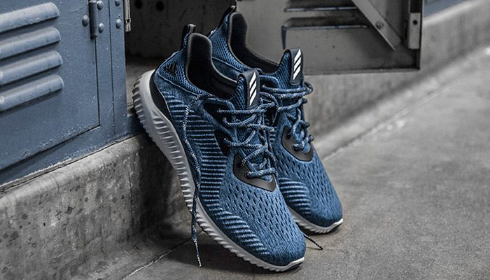 ALPHABOUNCE ENGINEERED MESH SHOES
